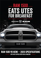 RAM 1500 Specifications